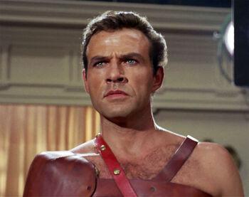 ...as Flavius Maximus
