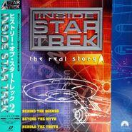 Inside Star Trek LD cover with obi