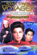 Quarantine Academy novel