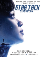 Star Trek Discovery Collectors Edition cover