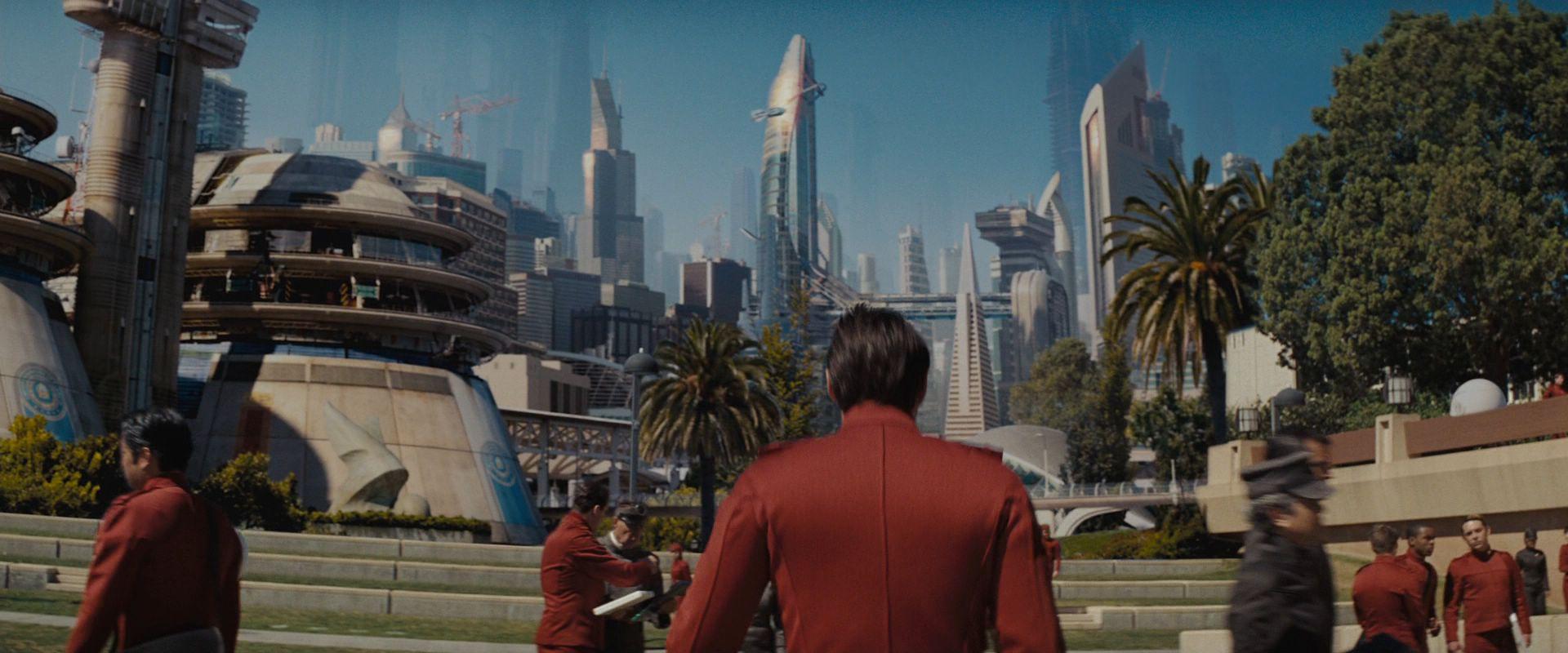 Starfleet Academy (Earth)