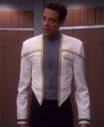 Starfleet dress uniform, 2375
