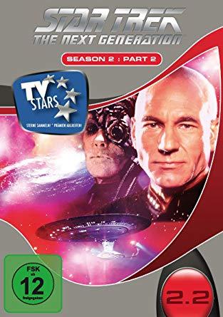 TNG DVD-Box Staffel 2.2