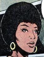 Uhura, comic strip US