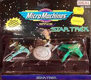 Galoob Star Trek MicroMachines 65883e 2nd ed