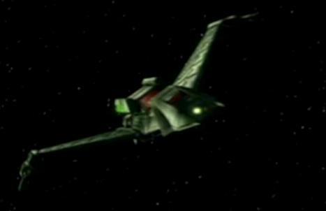 Laneth's starship