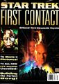Star Trek First Contact Official Movie Magazine cover