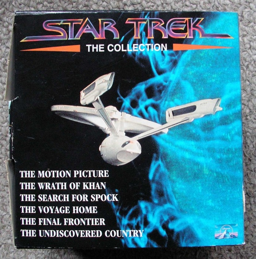 Star Trek - The Collection