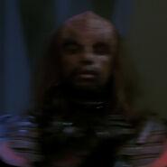Klingon high council member 7, 2366