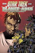 Primate Directive issue 4 cover