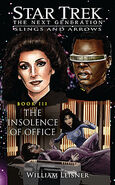 The Insolence of Office eBook cover