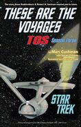 These Are the Voyages TOS Season Three, first edition cover