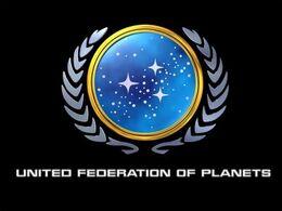 Эмблема Объединенной Федерации планет
