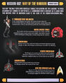 Loot Crate Star Trek Mission Crate 002 Way of the Warrior