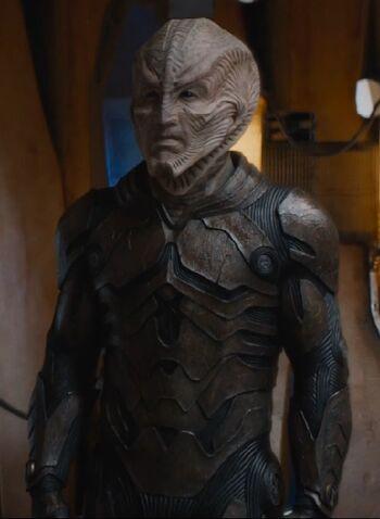 Anderson Le as Manas in 2263.