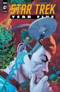 Star Trek Year Five issue 18 cover A