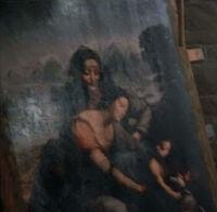 """""""La Vierge, l'enfant Jésus et Sainte Anne"""""""