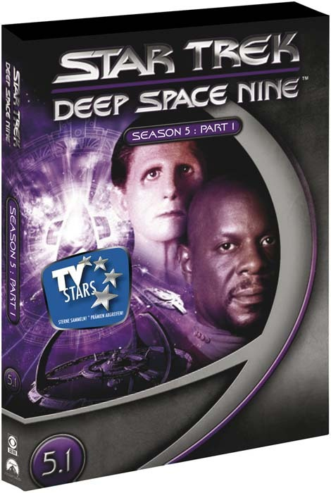 DS9 DVD-Box Staffel 5.1