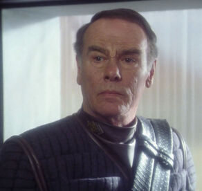 Colonel Grat, a Tandaran male