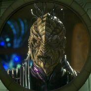 Reptilian Captain