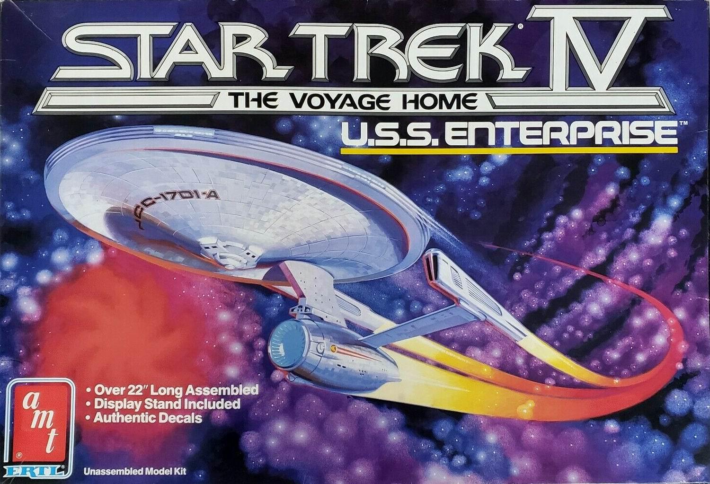 AMT Model kit 6693 USS Enterprise 1987.jpg