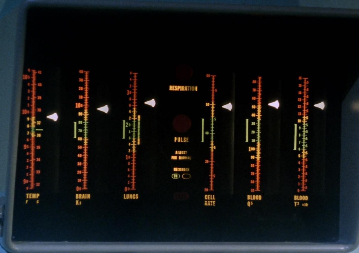 Biofunktionsmonitor