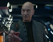 Picard orders Rios to warp