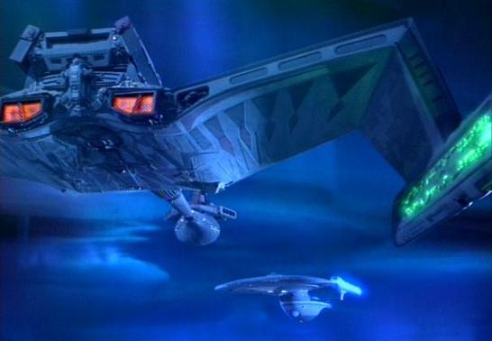 Kang's battle cruiser (2293)