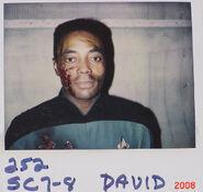 David Keith Anderson, Descent