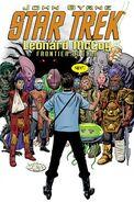 Leonard McCoy Frontier Doctor tpb cover