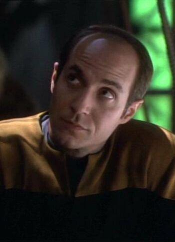 Lieutenant Pete Durst (2371)