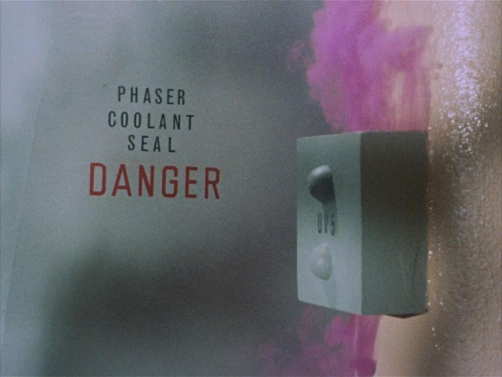 Phaser coolant