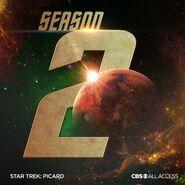 Star Trek Picard Season 2 teaser image