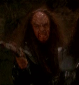 Unnamed Klingon military personnel (24th century)