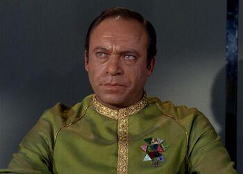 An illusory Mendez in dress uniform