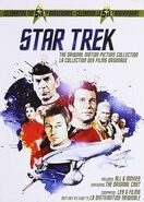 TOS, la collection des films originaux, DVD