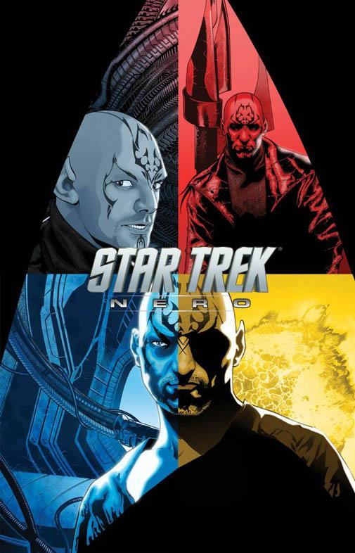 Star Trek: Nero (omnibus)