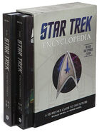 The Star Trek Encyclopedia - 2 Volumenes