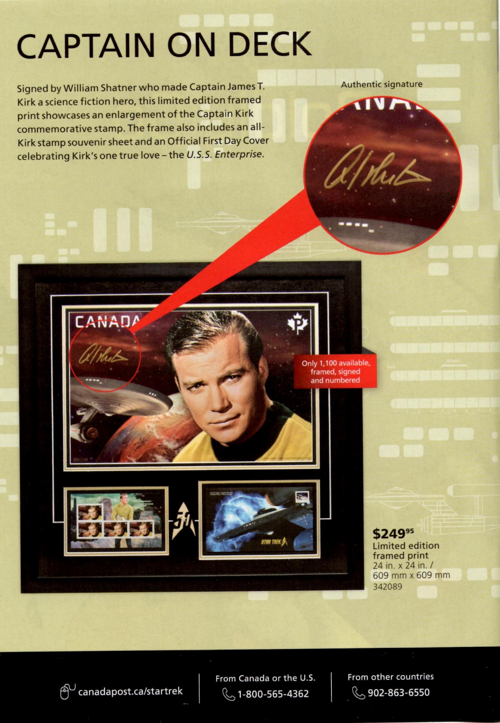 2016 Canada Post framed Kirk print.jpg