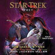 Jackal's Trick audiobook cover