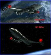 NX-Alpha & NX-Beta