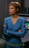 T'Pol's casual uniform, blue (2161)