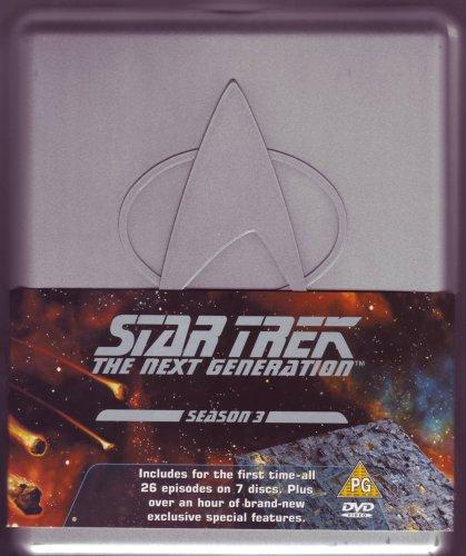 TNG DVD-Box Staffel 3