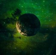 Torpedo disassembly planetoid