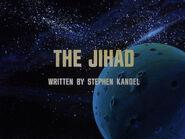 1x16 The Jihad title card