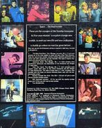 FASA Star Trek the Role Playing Game v1 color back cover