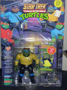 Playmates TOS Ninja Turtles Leonardo