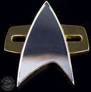 QMx USS Voyager Badge