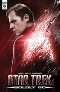 Star Trek Boldly Go, Issue 6 RI-A