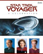 Star Trek Voyager A Celebration final cover